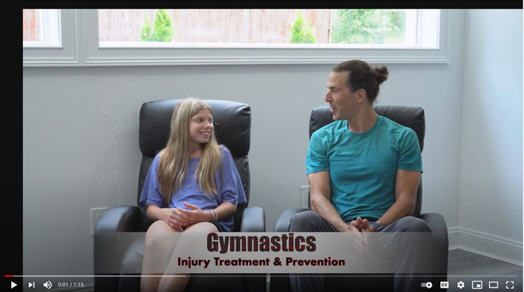 Chiropractic Livingston NJ Gymnastics Injury Prevention
