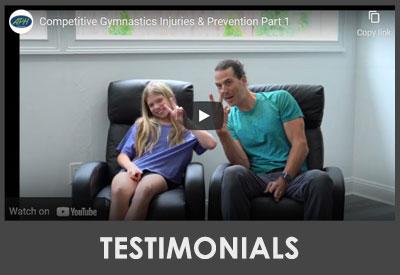Chiropractic Livingston NJ Patient Testimonials
